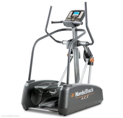 NordicTrack Fitness A.C.T. Commercial Pro Elliptical