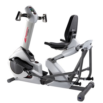 Smooth V2300 Elliptical Exercise Bike
