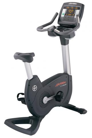 Life Fitness 95C Achieve Lifecycle Exercise Bike