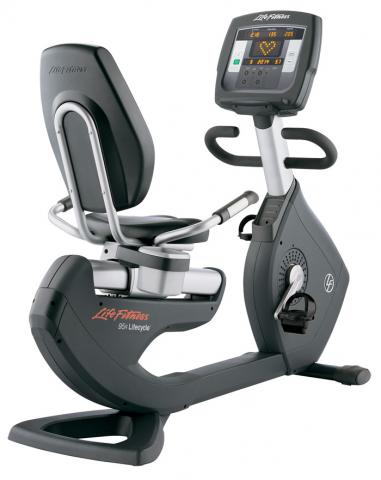Life Fitness 95R Achieve Lifecycle Exercise Bike