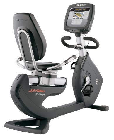 Life Fitness 95R Inspire Lifecycle Exercise Bike