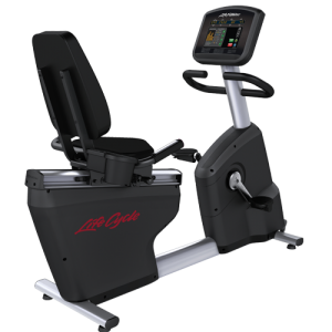 Life Fitness Activate Series Recumbent Lifecycle Exercise Bike