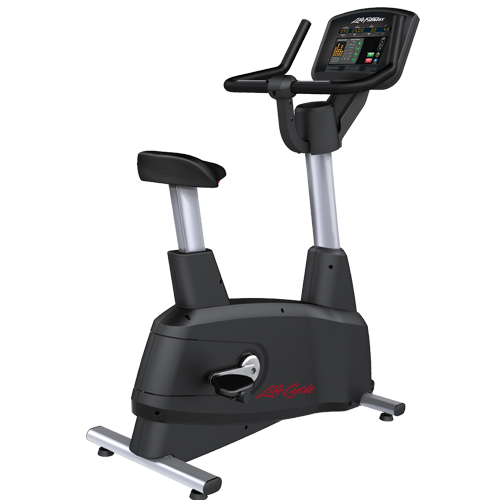 Life Fitness Activate Series Upright Lifecycle Exercise Bike