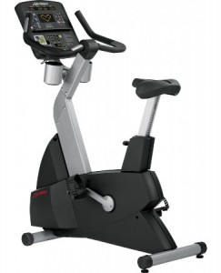 Life Fitness Integrity Series Upright Lifecycle Exercise Bike