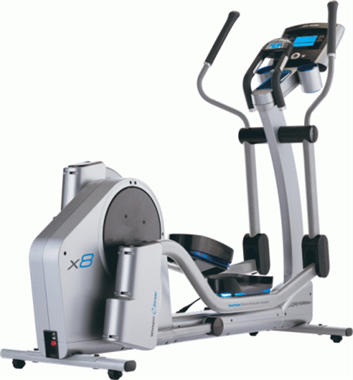 Life Fitness X8 Elliptical Cross-Trainer