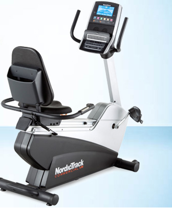 NordicTrack Commercial VR Exercise Bike