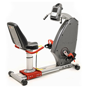 SCIFIT IFI ISO1000R Recumbent Exercise Bike