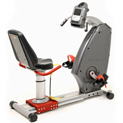 SCIFIT ISO1000R Recumbent Exercise Bike
