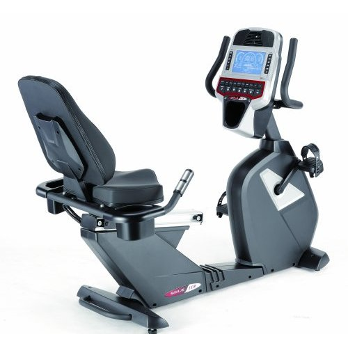 Sole LCR Light Commercial Recumbent Exercise Bike