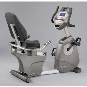 Spirit CR800 Recumbent Exercise Bike