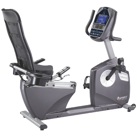 Spirit XBR95 Recumbent Exercise Bike