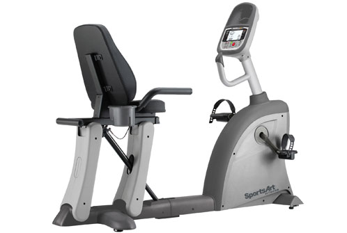 SportsArt C55R Exercise Bike