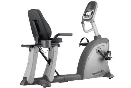 SportsArt C55R Exercise Bike
