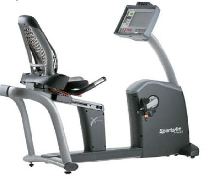 SportsArt C572r Exercise Bike