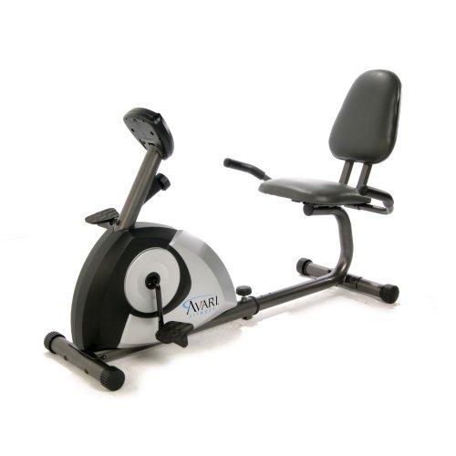 Stamina Avari Recumbent Exercise Bike