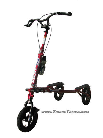 Trikke T12 Roadster Bike
