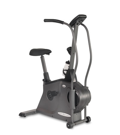 Vision E4000 Dual-Action Upright Exercise Bike