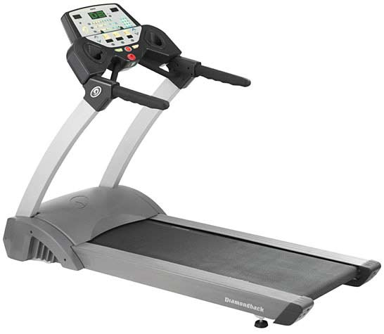 600Tm Diamondback Treadmill