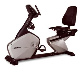 BH Fitness LK540 Recumbent Exercise Bike