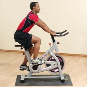 Best Fitness BFSB5 Spin Style Exercise Bike