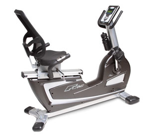 BodyCraft R25 Semi-Recumbent Exercise Bike