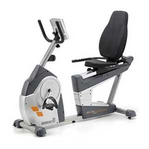 Bremshey Ambition Recumbent Exercise Bike