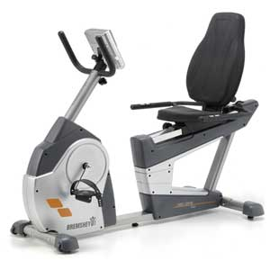 Bremshey Pacer Recumbent Exercise Bike