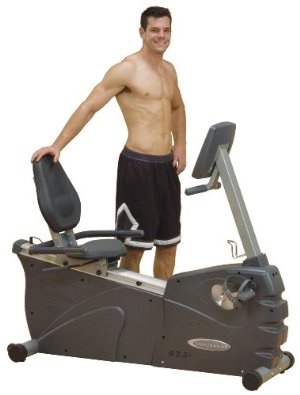 Endurance B2.5R Recumbent Exercise Bike