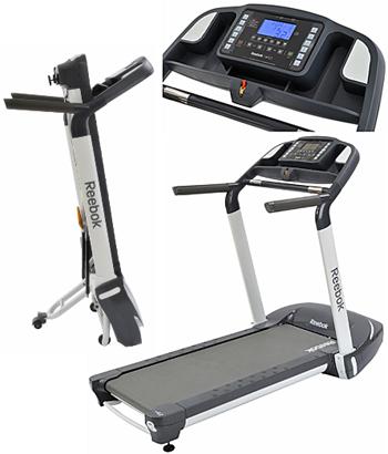 Reebok T4.2 Treadmill