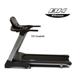 BH Fitness TS1 Treadmill
