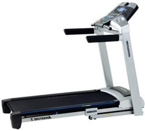 Horizon Adventure 4 Plus Treadmill