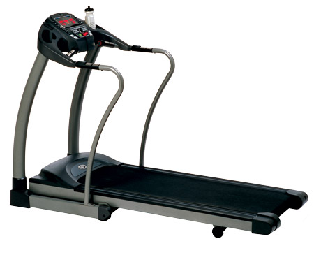 Horizon T507 Treadmill