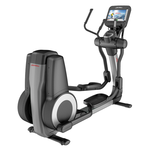 Life Fitness Discover SE Elliptical Cross Trainer