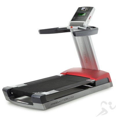 Light Commercial FreeMotion t7.4 VMTL34808 Treadmill