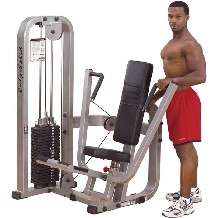 Chest & Shoulder Machine