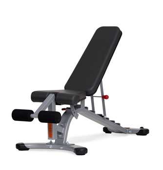 8513 Deluxe Flat to Incline Bench