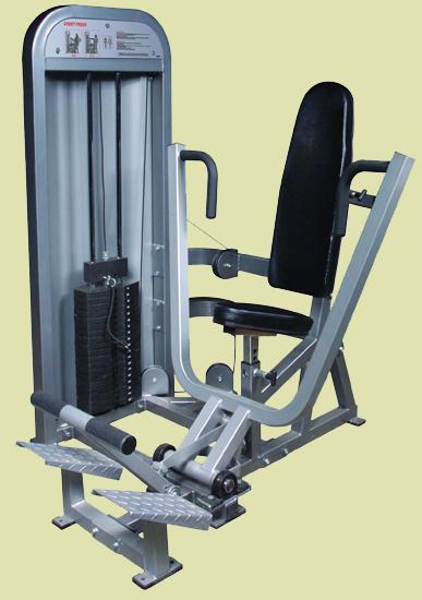 CSW-1 CHEST PRESS W/200 LBS Strength Machine