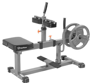 Key Fitness Leg Machines