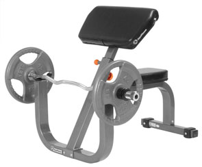 Key Fitness Upperbody Strength Machines
