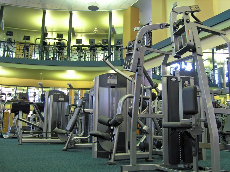 Life Fitness Strength Machines