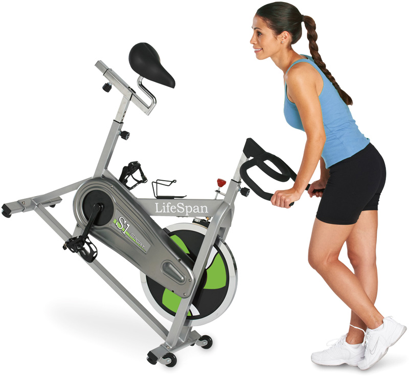 LifeSpan S1 Indoor Bike