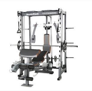 NordicTrack E8200 Competition Series Smith Machine