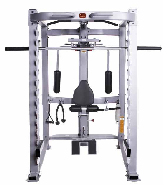 ST Fitness 8545 Smith Machine
