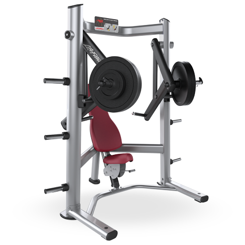 Signature Series Plate-Loaded Decline Chest Press