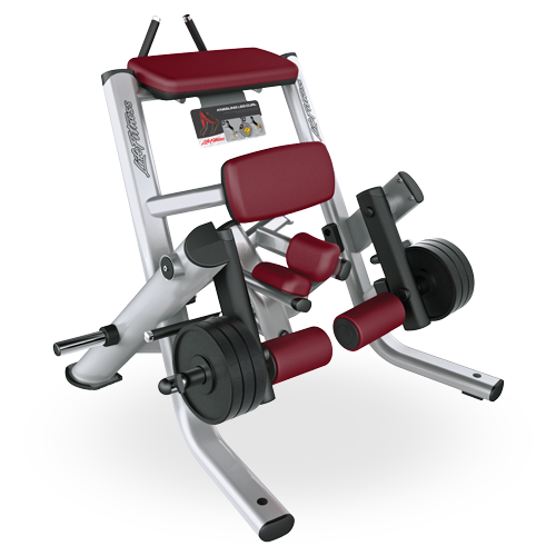 Signature Series Plate-Loaded Kneeling Leg Curl