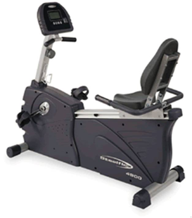Steelflex XB- 4900 Exercise Bike