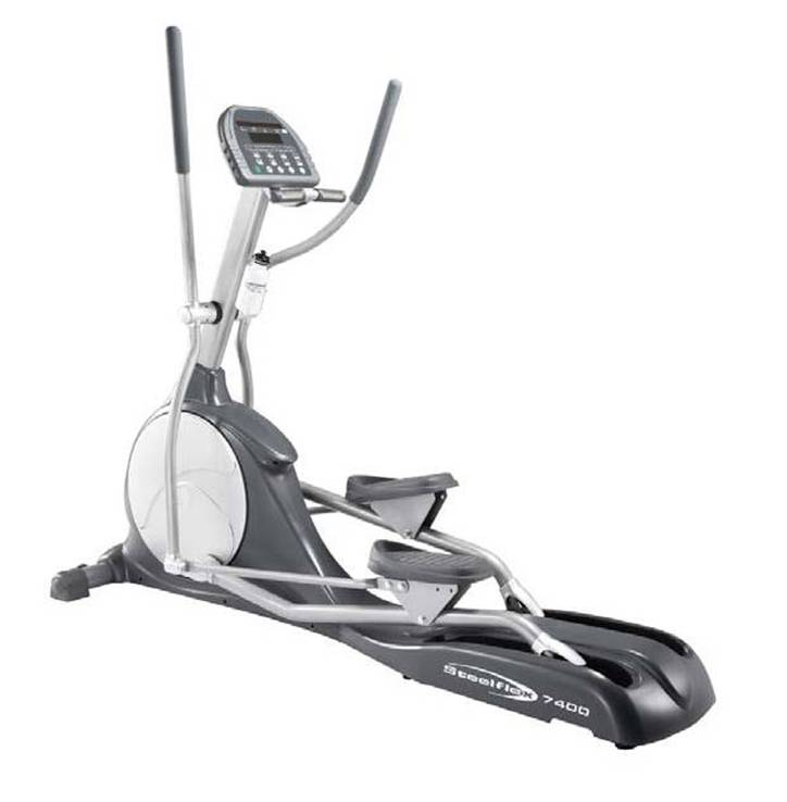 Steelflex XE- 7400 Elliptical Cross Trainer