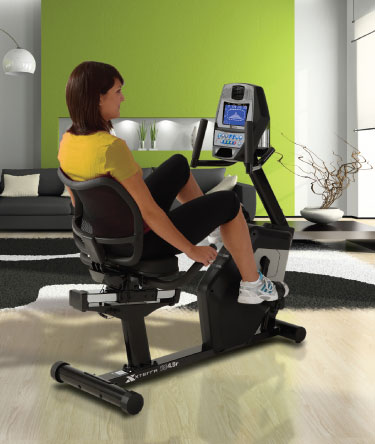 XTERRA SB4.5r Exercise Bike