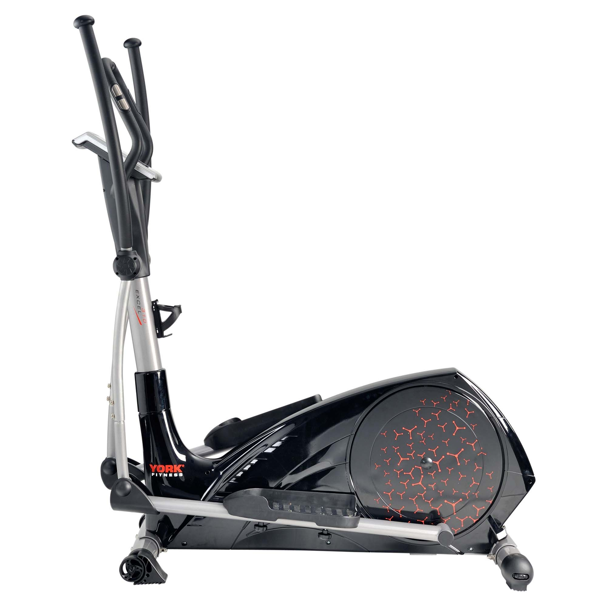 North York Personal Trainer For In Home: York Fitness Excel 310 Cross Trainer Reviews- About York