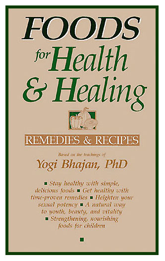 Foods for Health and Healing